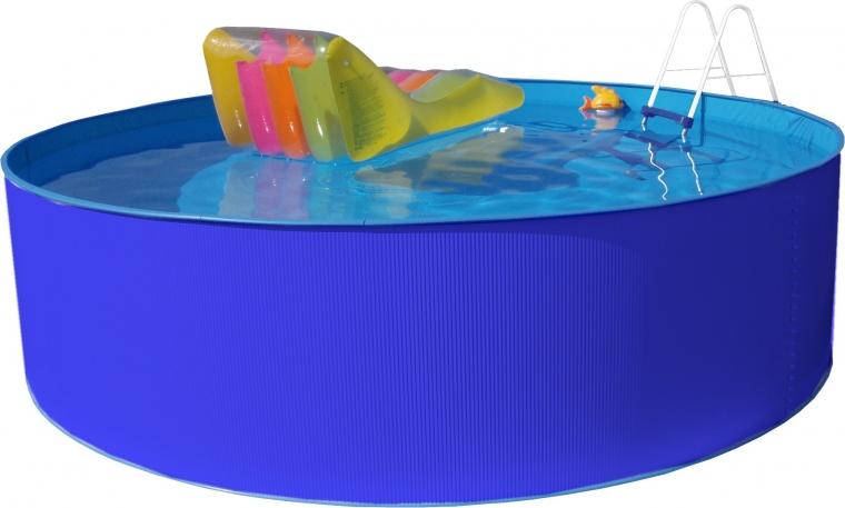 stahlwandbecken filteranlage leiter poolfolie schwimmbad 2 4 m x 0 90 m rundpool ebay. Black Bedroom Furniture Sets. Home Design Ideas
