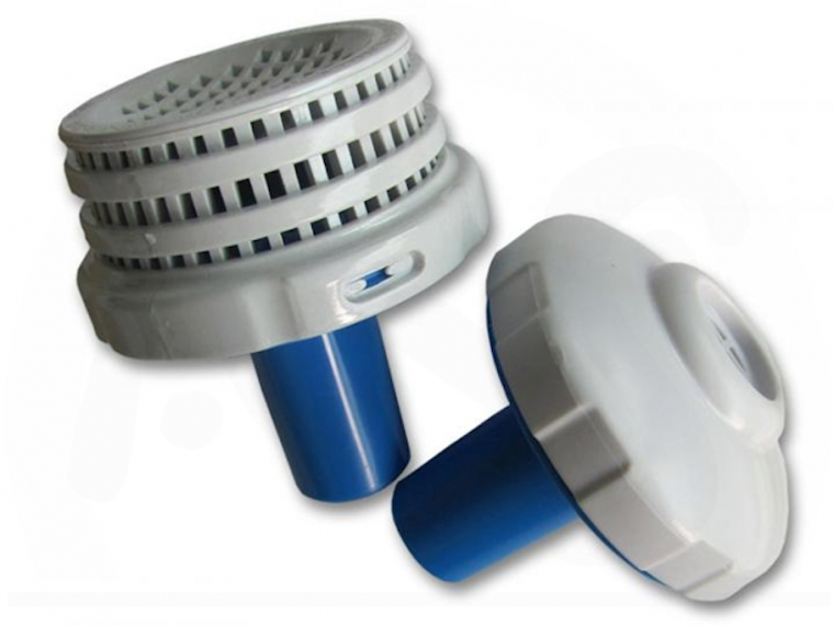 Intex pool anschluss schlauchanschlu 32 mm einlaufd se for Bouchon intex piscine