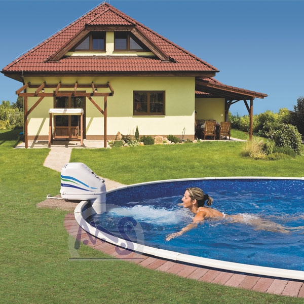 einh nge gegenschwimmanlage gegenstromanlage aquajet 50 ebay