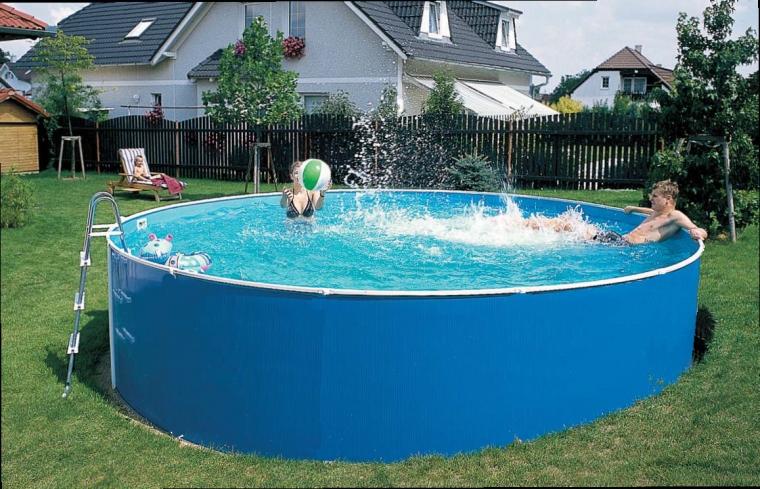 pool schwimmbecken set 4 60 m x 0 90 m komplettset poolset filteranlage ebay. Black Bedroom Furniture Sets. Home Design Ideas