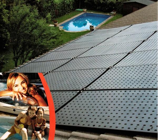 OKU 18 Solarabsorber Set 18 m²