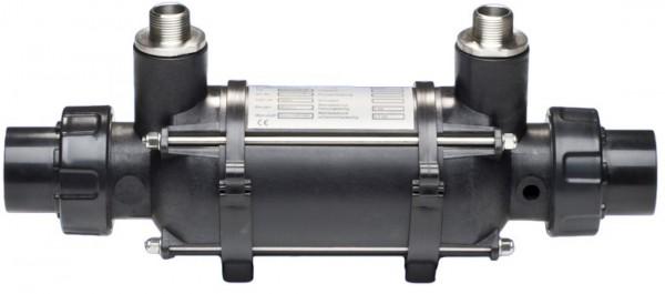 Wasserwärmetauscher 46 kW - D-KWT-VA 45 Edelstahl
