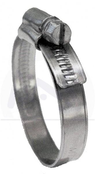 1 Stück Schlauchschelle 30-45 mm Schlauchband Schelle