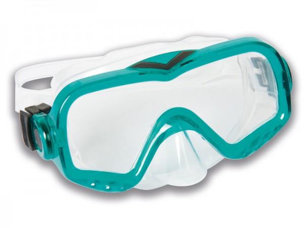 Taucherbrille Bestway 14+ Grün