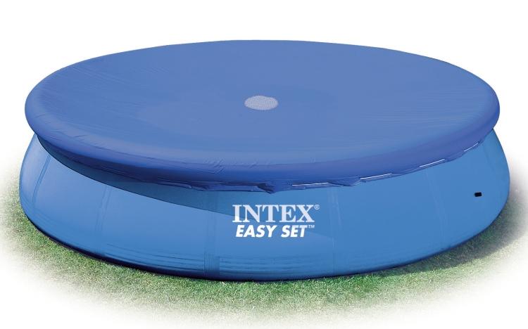 abdeckplane intex solarfolie solarplane easy pool intexpool shop28. Black Bedroom Furniture Sets. Home Design Ideas