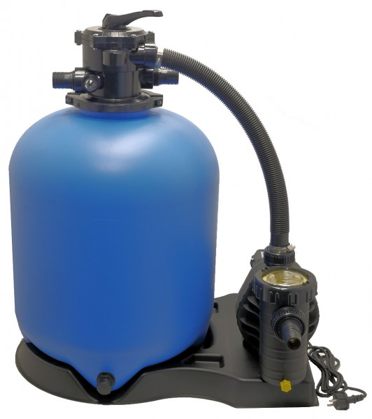 Sandfilteranlage Azuro 400 mit Aqua Plus 6