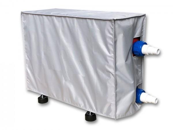 Umbausatz für Wärmepumpe auf Schlauch 32 mm oder 38 mm