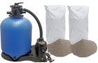 Sandfilter-Sets