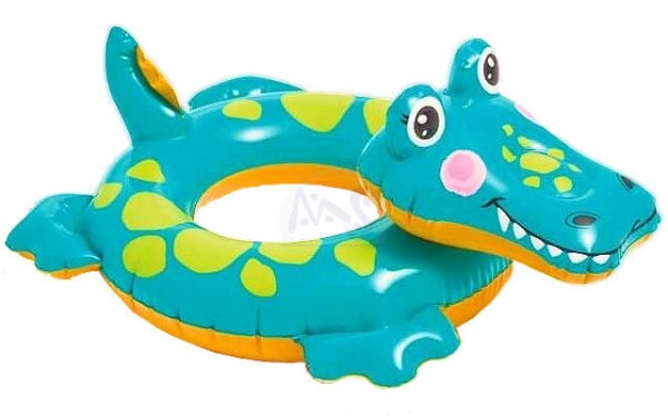 Intex Schwimmring Krokodil
