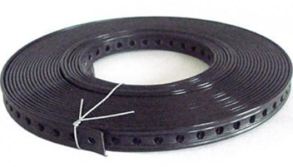 Lochband für Poolheizung