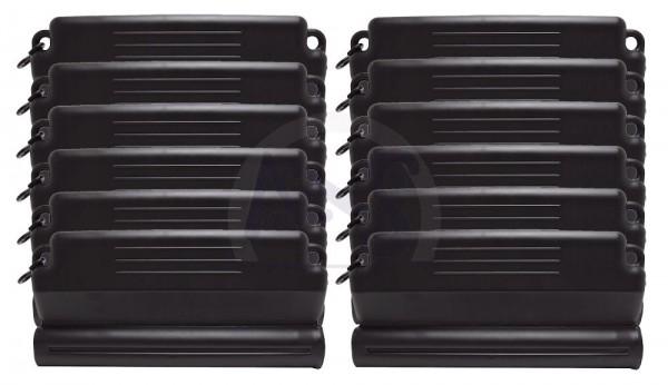 12 Stück Eisdruckpolster