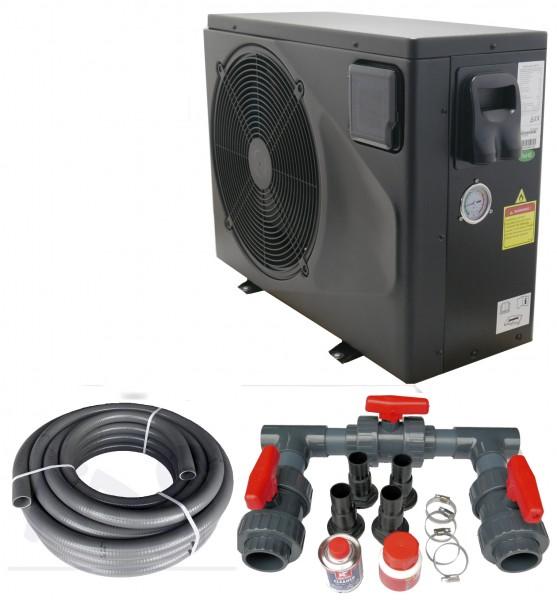 Wärmepumpen Set HYDRO PRO-P20/32 19 kW mit Verrohrungs-Set