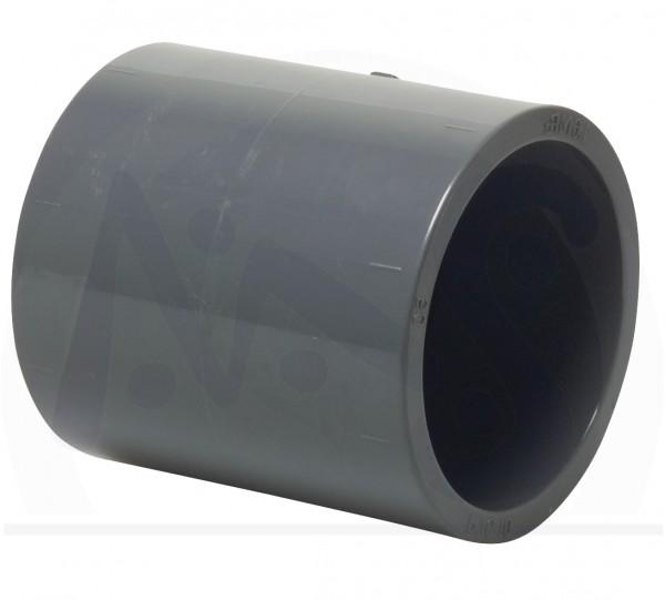 Klebemuffe D 50 mm