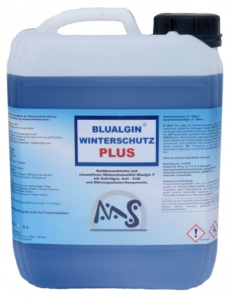 Blualgin ® Winterschutz Plus 2,5 Liter