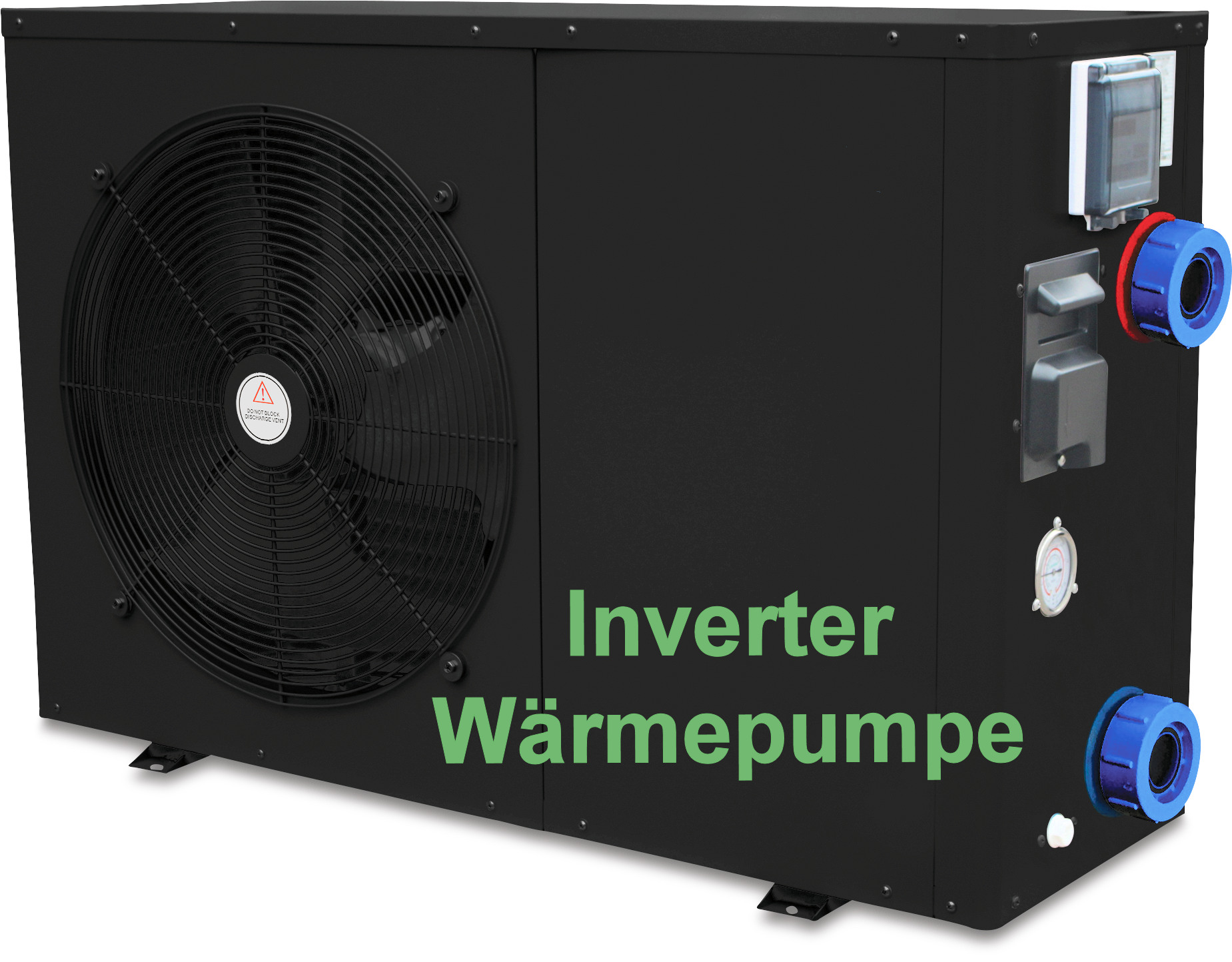 w rmepumpe hyd s inverter 6 w rmepumpen inverter pool. Black Bedroom Furniture Sets. Home Design Ideas
