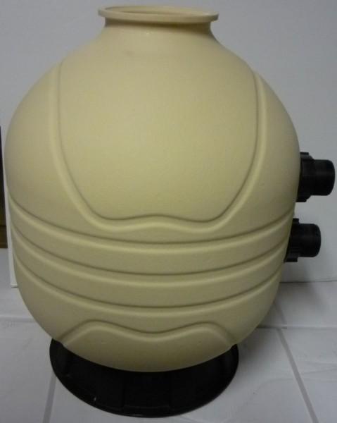 Sandfilterkessel Prima 500 MFS20 ohne Ventil und Filterrohr