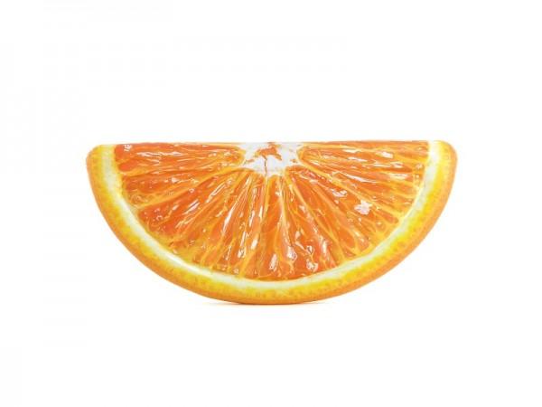 Luftmatratze Orange