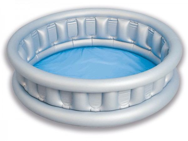 Pool Raumschiff