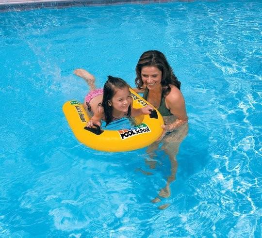 Schwimmhilfe Kickboard Poolschule