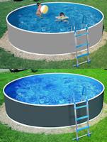 Pools grau / graphit