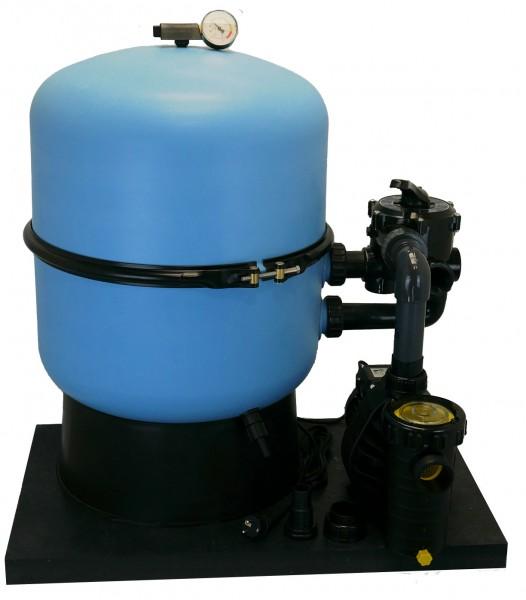 Sandfilteranlage Classic 500 mit 12 m³ Speck Pumpe