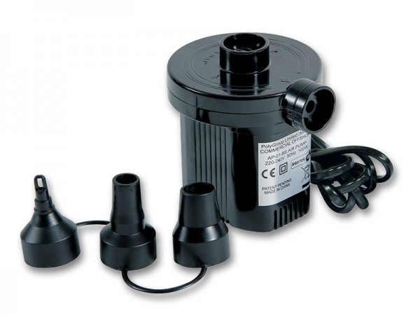 Luftpumpe elektrische Pumpe für Luftmatratzen 230 V