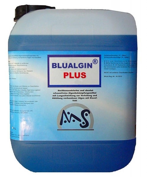 Blualgin ® Algenschutz PLUS 2,5 Liter