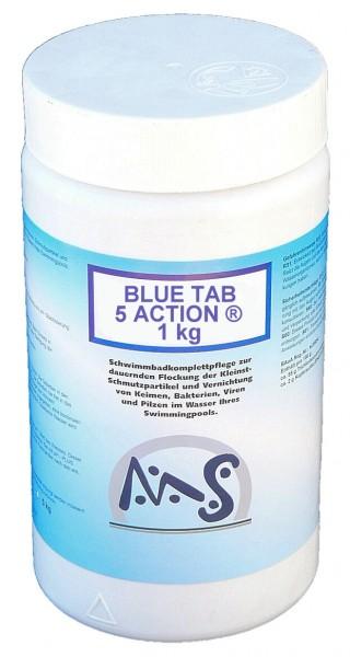 Blue Tab 5 Action® 1 kg 200g