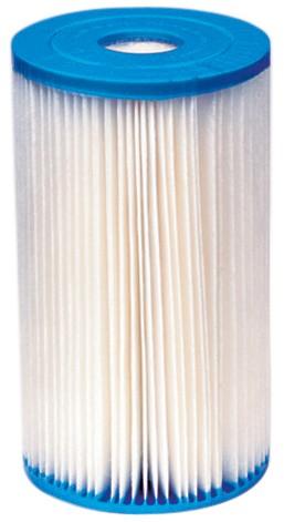 Filterkartusche 10,9 cm beide seiten offen
