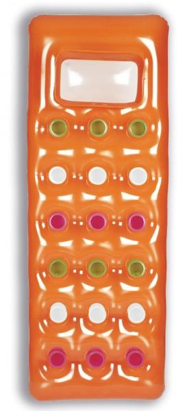 Bestway Luftmatratze Fashion blau oder orange