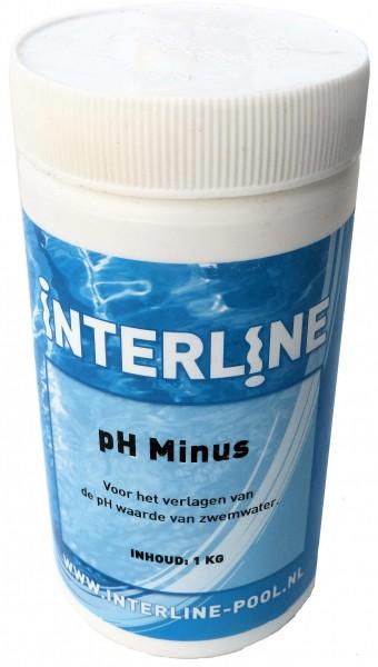 pH Minus 1 kg hart