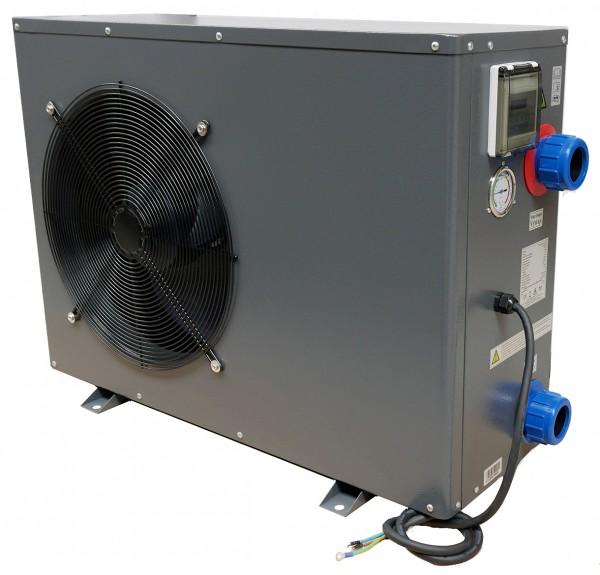 Wärmepumpe 3 kW mit GREE Kompressor