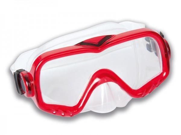 Taucherbrille Bestway 14+ Rot