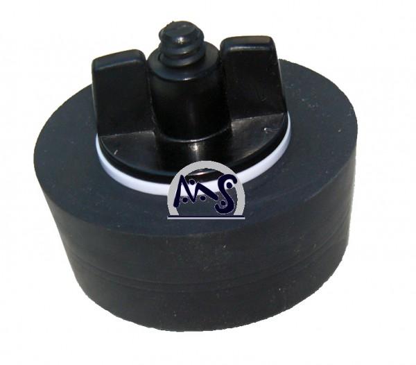 Verschluss Stopfen 54 - 65 mm für Einlaufdüse