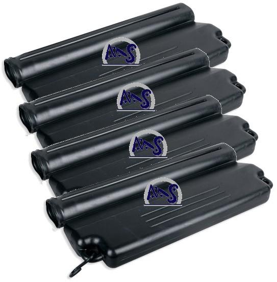 4 Stück Eisdruckpolster