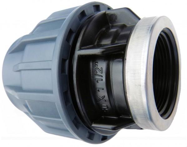 Jasonflex Klemmverbindung 50 mm mit 1 1/2 IG