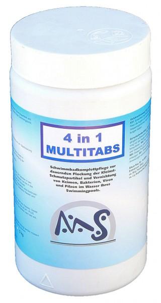 Multifunktion Chlor 1kg Dose