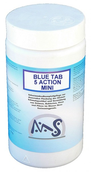 Blue Tab 5 Action ® 1 kg Mini 20g